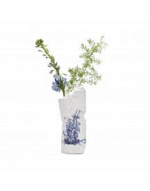 Paper Vase Cover Delft Blue Icons Small afbeelding