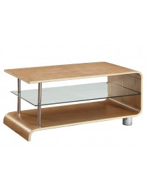 Jual Furnishings Donna Salontafel Eiken afbeelding