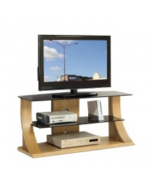Jual Furnishings Dudley Jf-201 1100 Mm. Tv Meubel Eiken afbeelding