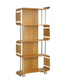 Jual Furnishings Joker Boekenkast Eiken afbeelding