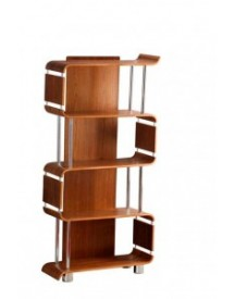 Jual Furnishings Joker Boekenkast Walnoot afbeelding