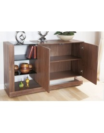 Jual Furnishings Newtown Dressoir Walnoot afbeelding