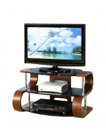Jual Furnishings Sunderland Jf-203 Tv Meubel 850 Mm. Walnoot afbeelding