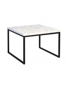 M2 Kollektion Jessica Salontafel Medium Wit afbeelding