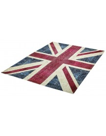 Obsession Flags Vloerkleed 160x230 Union Jack afbeelding