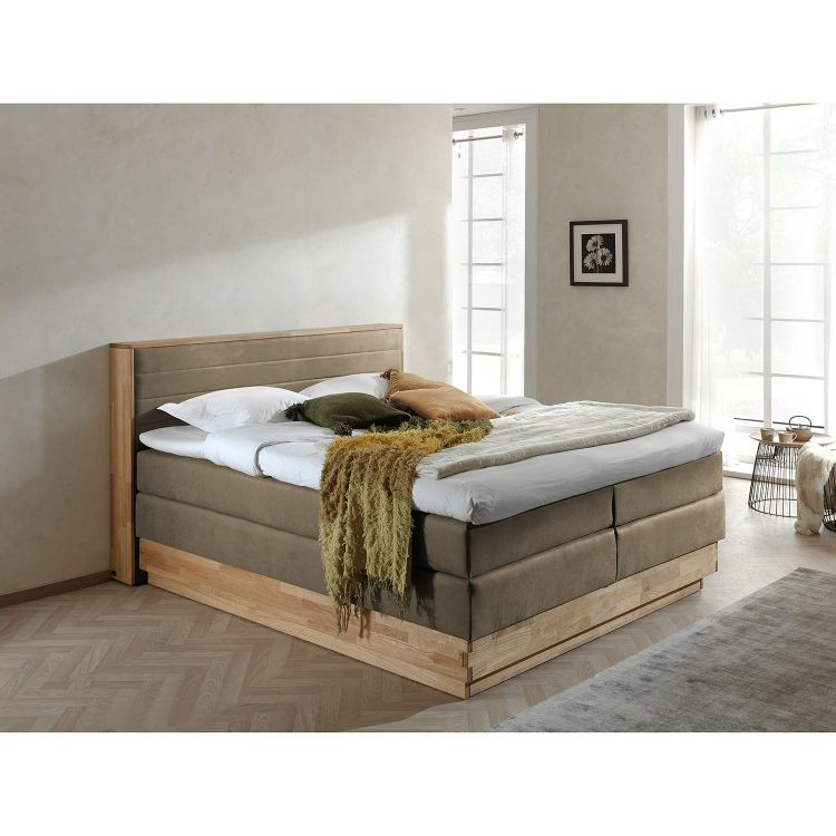 Image Home24 Boxspring Moneta, Home24