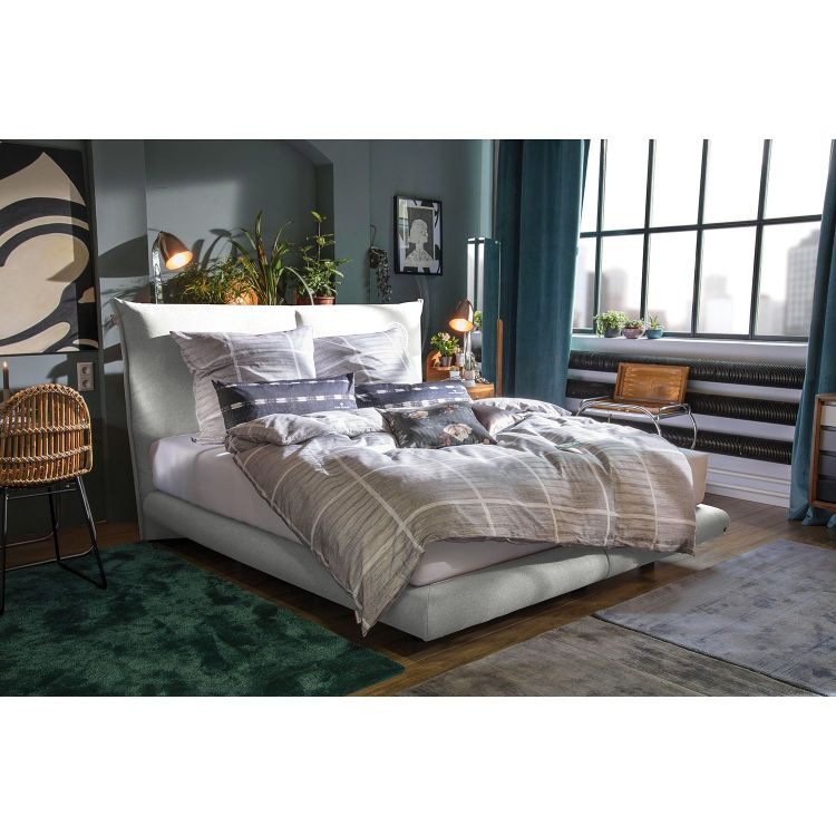 Image Home24 Boxspring Soho Pillow, Home24