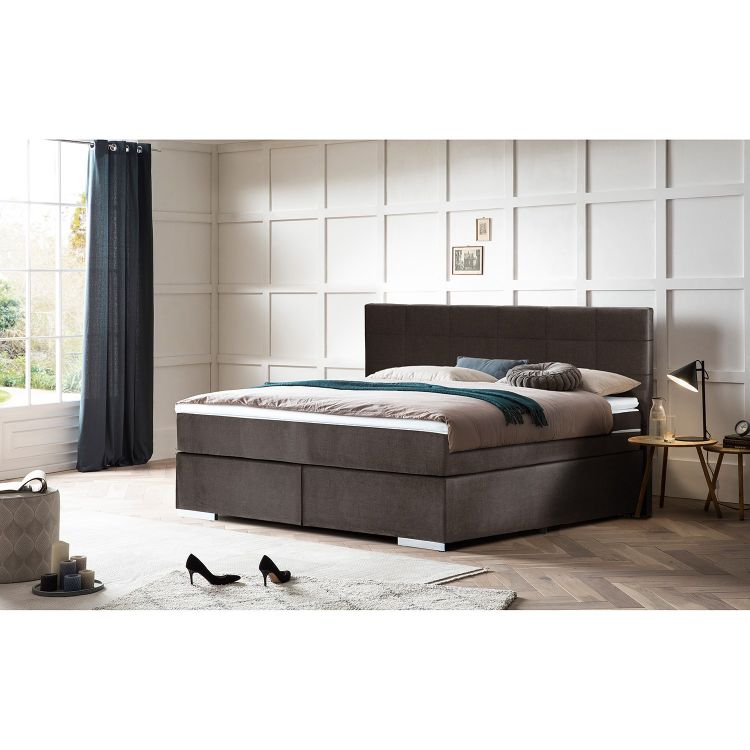 Image Home24 Boxspring Wellton, Cotta