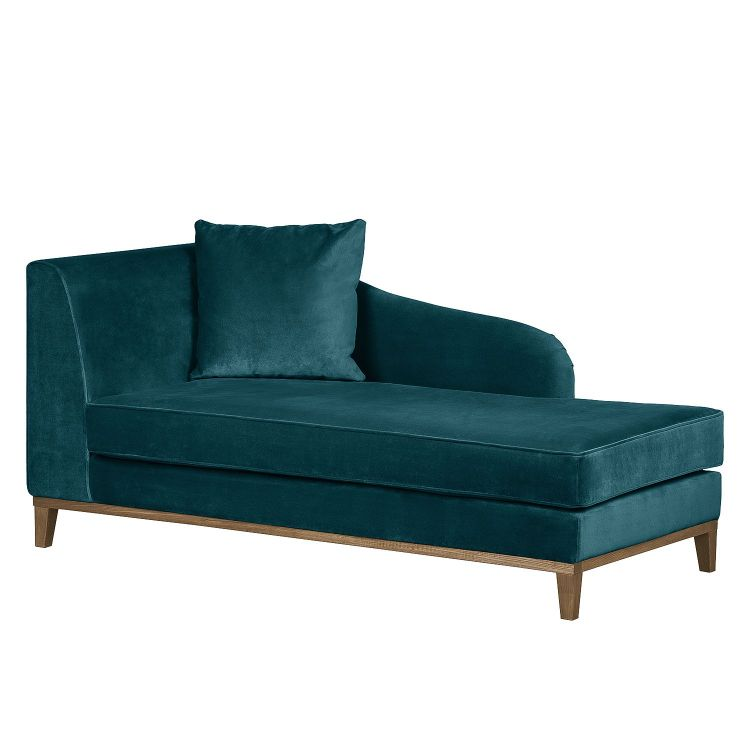 Image Home24 Chaise Longue Blomma, Home24