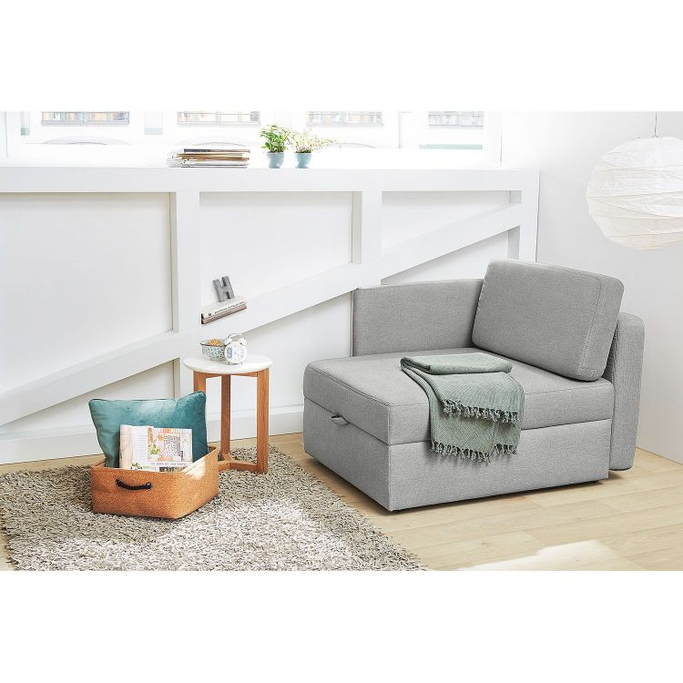 Image Home24 Chaise Longue Nordby, Home24