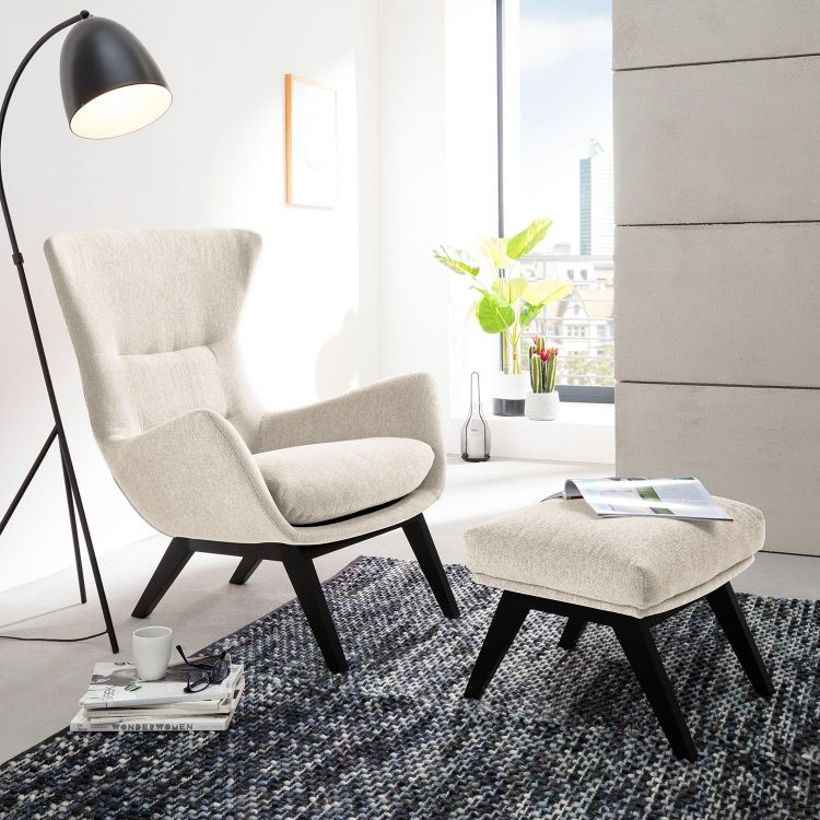 Image Home24 Fauteuil Hepburn I, Home24