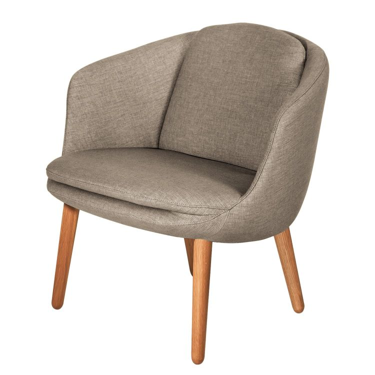 Image Home24 Fauteuil Monsac I, Home24