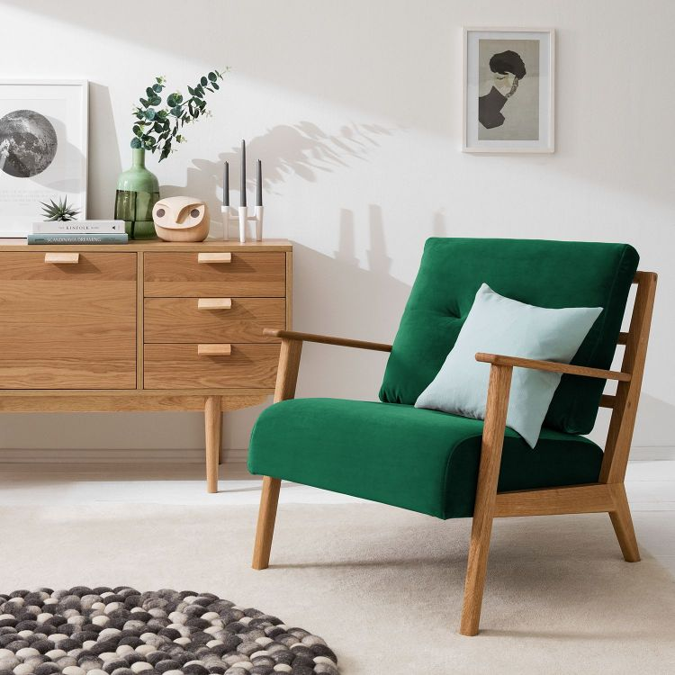 Image Home24 Fauteuil Timon Ii, Home24
