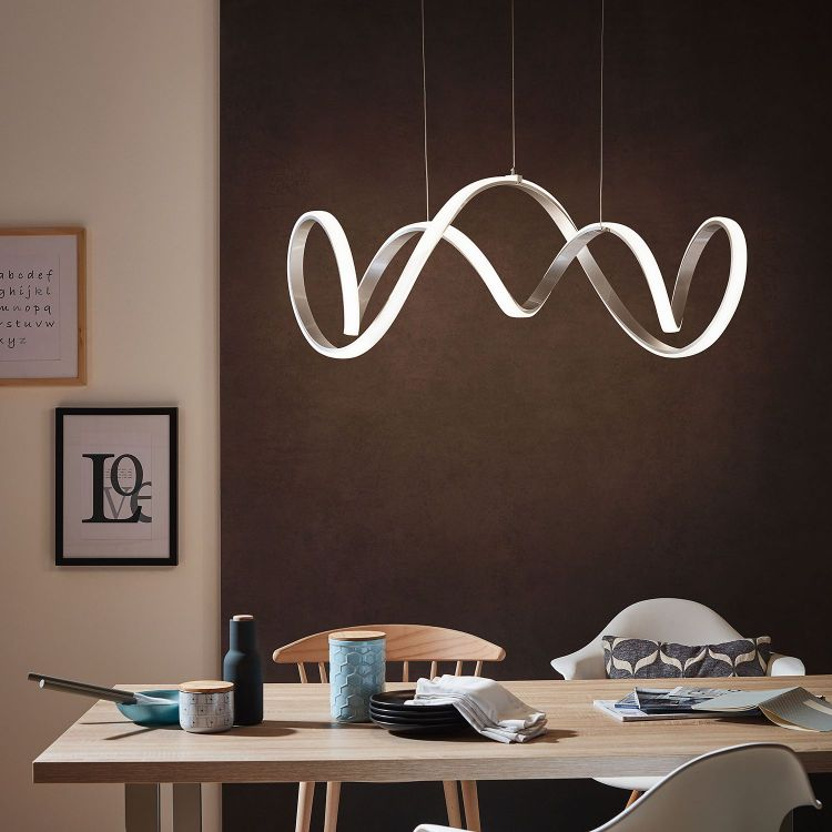 Image Home24 Led-hanglamp Toronto, Home24