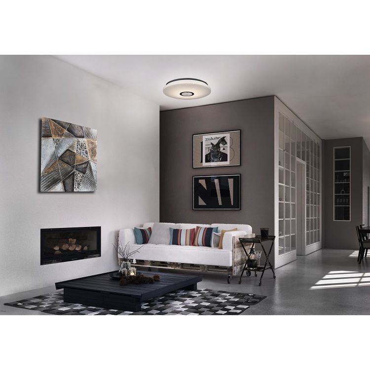 Image Home24 Led-plafondlamp Albury I, Home24