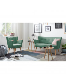 Home24 Fauteuil Bauro Geweven Stof, Home24 afbeelding