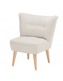 Home24 Fauteuil Bumberry Geweven Stof, Home24 afbeelding