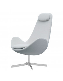 Home24 Fauteuil Houston I Geweven Stof, Home24 afbeelding