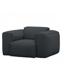 Home24 Fauteuil Hudson Geweven Stof, Home24 afbeelding