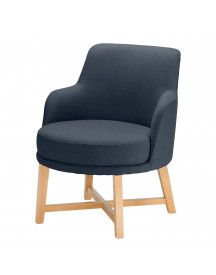 Home24 Fauteuil Siabu Structuurstof, Home24 afbeelding
