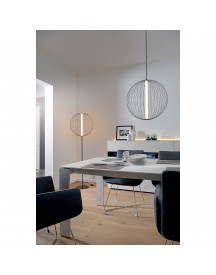 Home24 Led-hanglamp Atomic, Home24 afbeelding