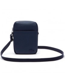 Schoudertassen Lacoste Slim Vertical Camera Bag afbeelding