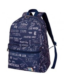 Schoudertassen Pepe Jeans Printed Boy Backpackc afbeelding