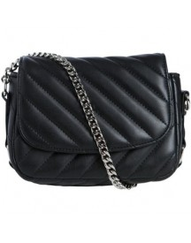 Schoudertassen Pieces Pcmalou Cross Body Black afbeelding