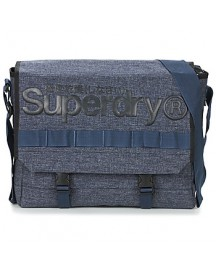 Schoudertassen Superdry Merchant Messenger Bag afbeelding
