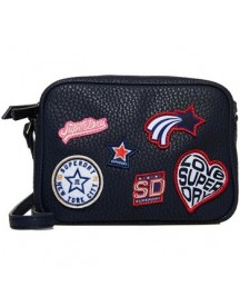 Schoudertassen Superdry Pacific Delwen Cross Body afbeelding