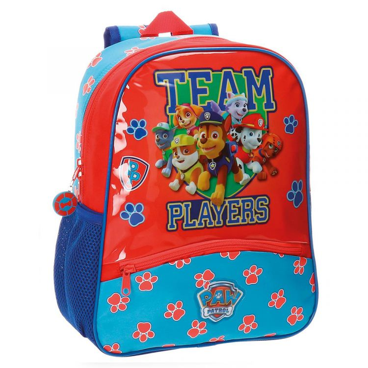Image Disney Backpack M Paw Patrol Team Players