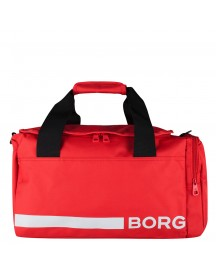 Bjorn Borg Baseline Sports Bag Red afbeelding