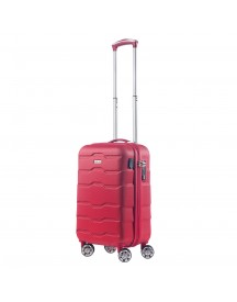 Carryon Transfer Handbagage Trolley 55 Red afbeelding