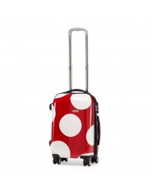 Claymore Fashion Dots Trolley 48 Red afbeelding