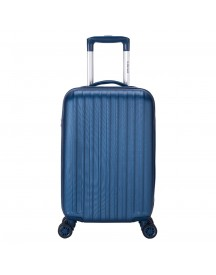 Decent Tranporto-one Handbagage Trolley 55 Dark Blue afbeelding