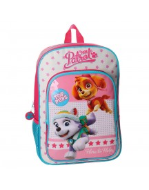 Disney Backpack L Paw Patrol Top Pups afbeelding
