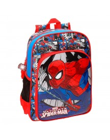 Disney Backpack L Spiderman Comic afbeelding