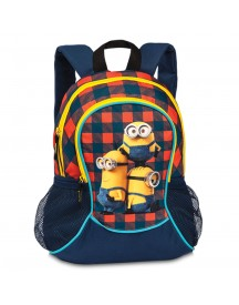 Disney Minions Kinder Rugzak Navy/red afbeelding