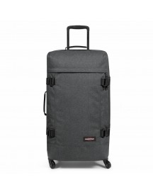 Eastpak Trans4 L Trolley Black Denim Tsa afbeelding