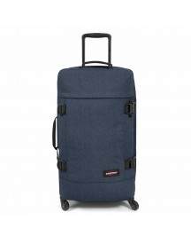 Eastpak Trans4 M Trolley Double Denim Tsa afbeelding