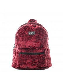 Hxtn Supply One Mini Rugzak Crushed Velvet Berry afbeelding