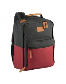 Nomad College Daypack Backpack 20l Deep Red/ Phantom afbeelding
