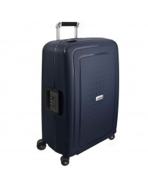 Samsonite S'cure Deluxe Spinner 69 Midnight Blue afbeelding