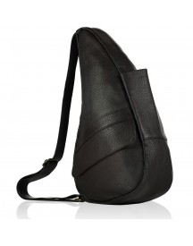 The Healthy Back Bag Leather M Coffee Bean Brown afbeelding