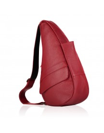 The Healthy Back Bag Leather S Chili Red afbeelding