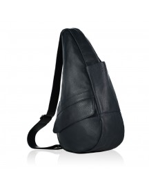 The Healthy Back Bag Leather S Navy afbeelding