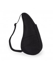The Healthy Back Bag The Classic Collection Textured Nylon M Ipad Black afbeelding