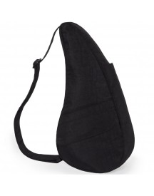 The Healthy Back Bag The Classic Collection Textured Nylon S Black afbeelding