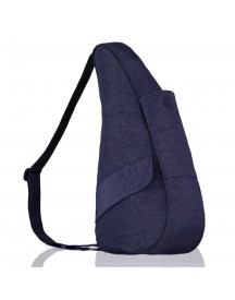 The Healthy Back Bag The Classic Collection Textured Nylon S Blue Night afbeelding