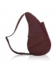 The Healthy Back Bag The Classic Collection Textured Nylon S Dark Chocolate afbeelding